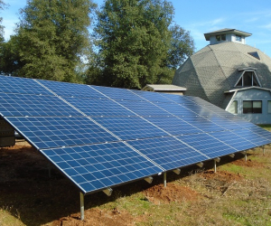Ground Mount Solar PV