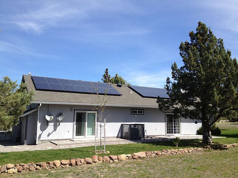 Dual Solar PV